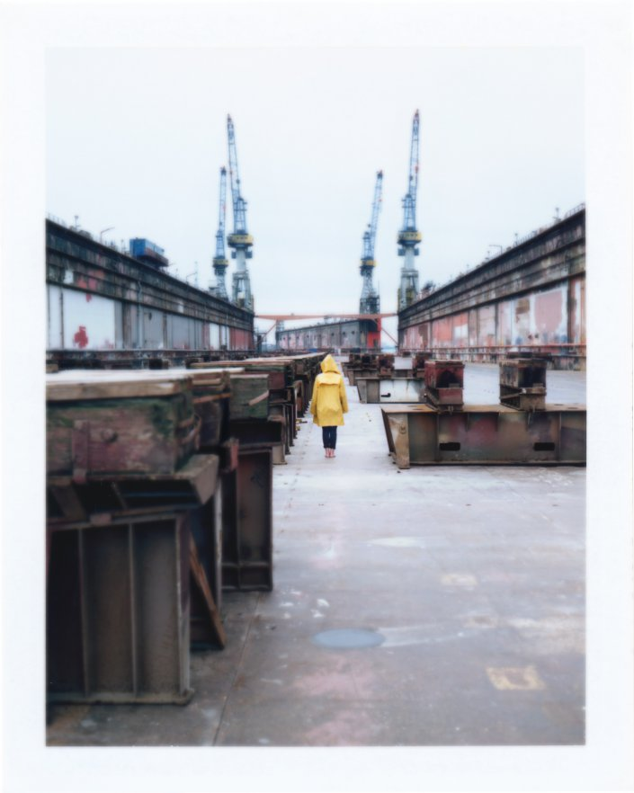 Analog, Dock 10, FP-100C, Friesennerz, Polaroid