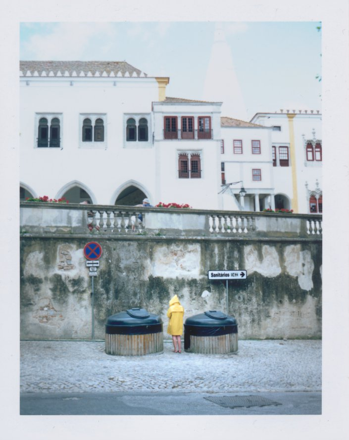 Analog, FP-100C, Friesennerz, Polaroid, Portugal