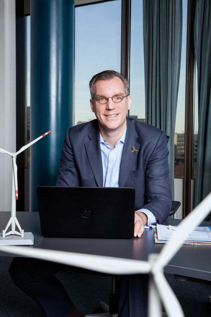 Gunnar Groebler, Corporate, Business, Portrait, Hamburg, Vattenfall,