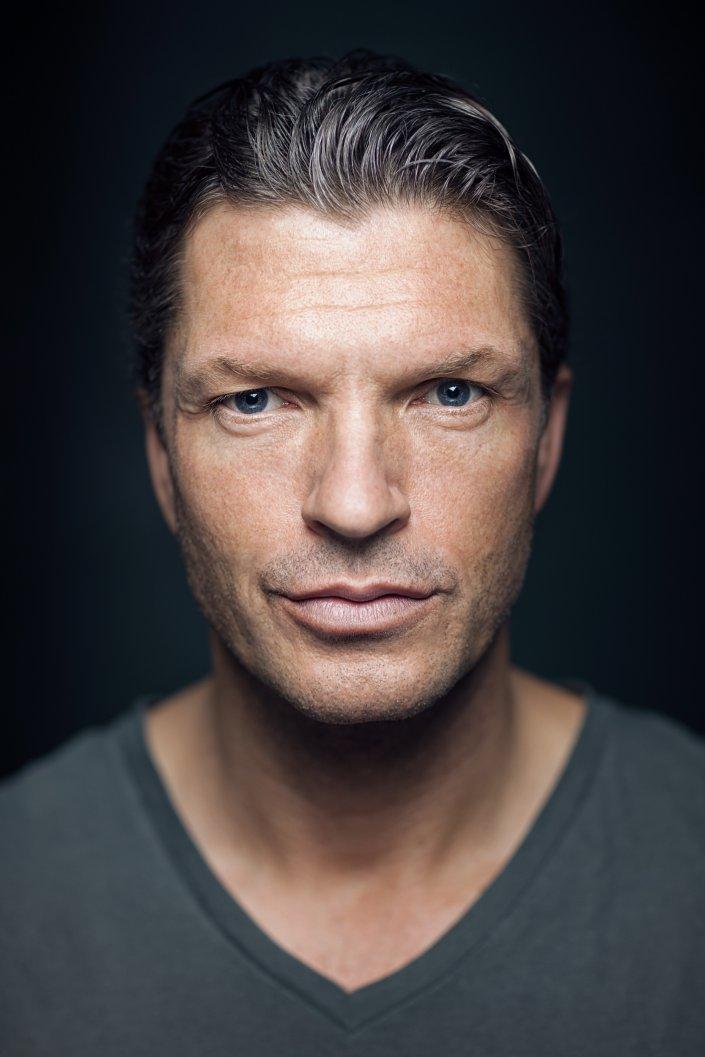 Hardy Krüger, Mann, Portrait, RobaImages, Schauspieler
