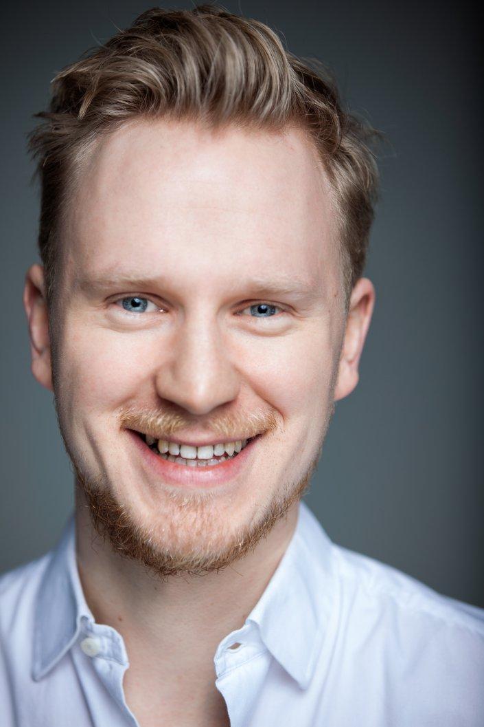 Jasper Diedrichsen, Mann, Portrait, Schauspieler