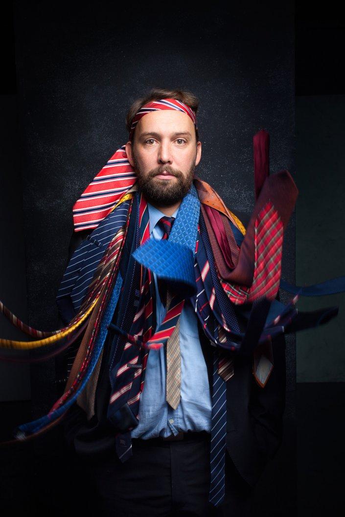 Kai Sünram, Mann, Portrait, Schauspieler