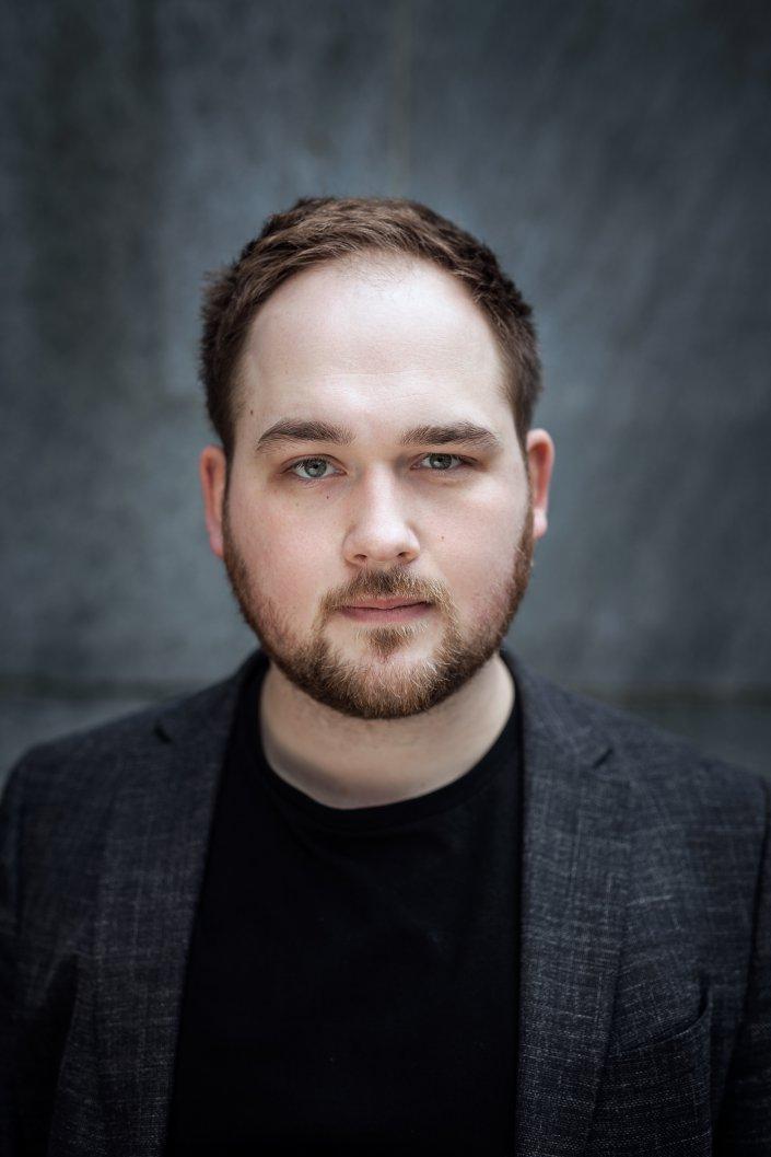 Lennart Matthiesen, Mann, Portrait, Schauspieler