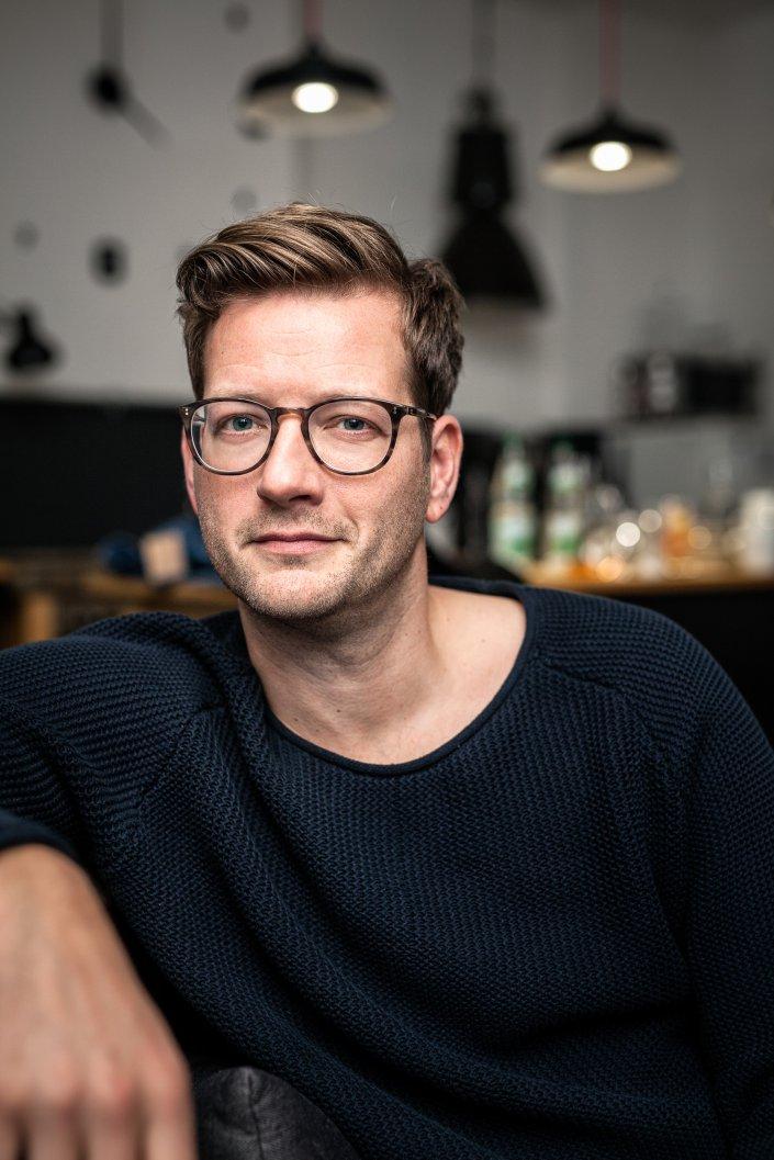 Mann, Michael Wanker, Portrait, Schauspieler
