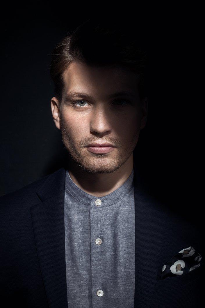 GZSZ, Mann, Portrait, Raul Richter, Schauspieler