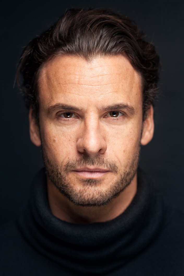 Mann, Portrait, RobaImages, Schauspieler, Stephan Luca