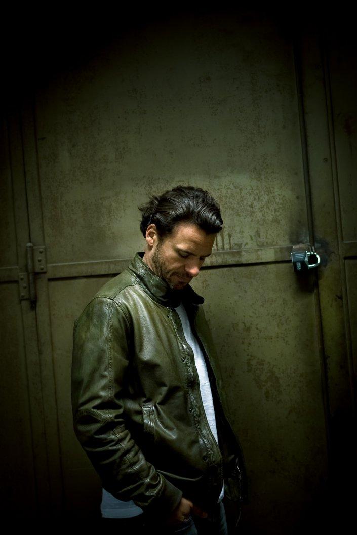 Mann, Portrait, Schauspieler, Stephan Luca