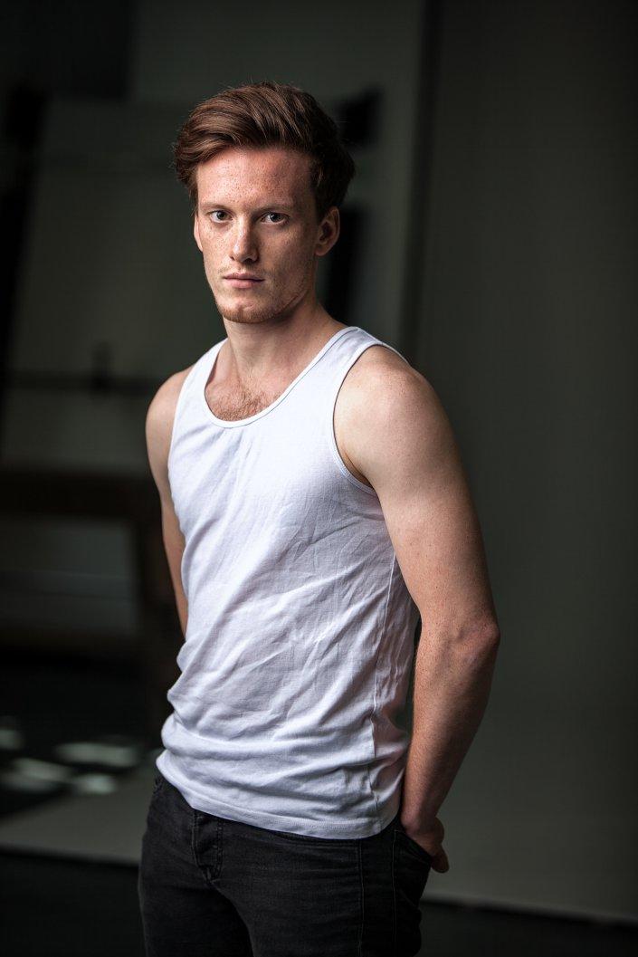 Mann, Portrait, Schauspieler, Tobias Schaller