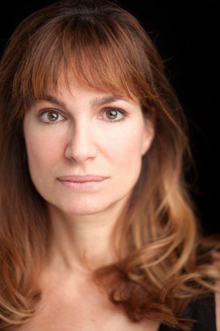 Alexandra Kamp, Frau, Portrait, Schauspieler