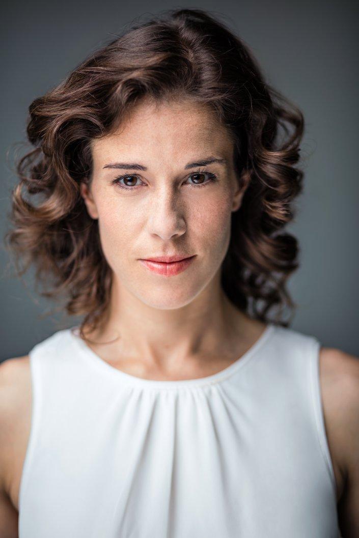 Anne Schäfer, Frau, Portrait, SOKO, Schauspieler