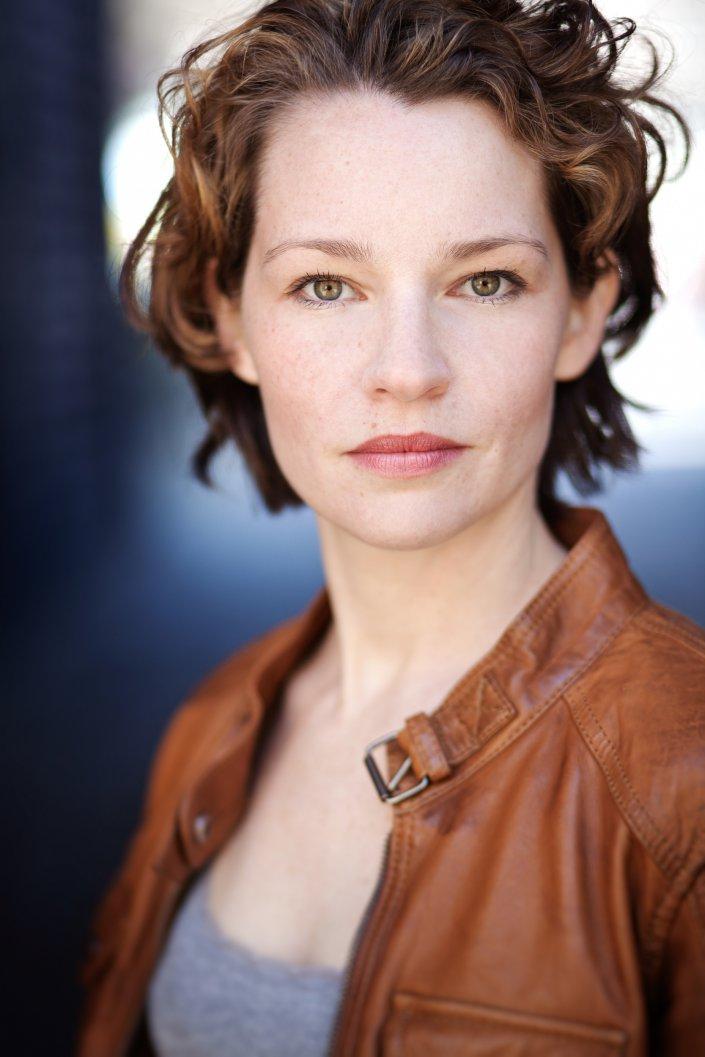 Frau, Portrait, Schauspieler, Ellen Treede