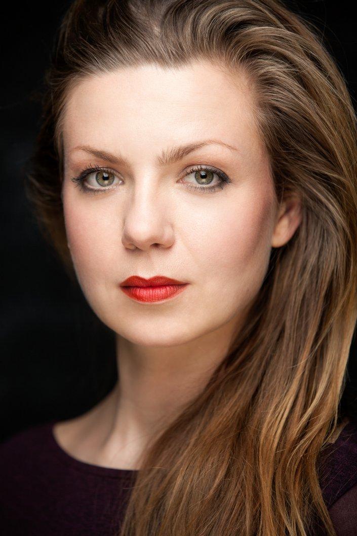 Frau, Katrin Ingendoh, Portrait, Schauspieler