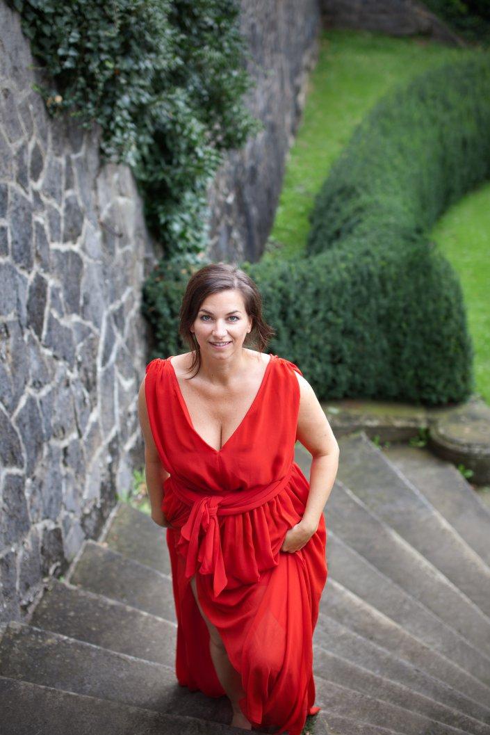 Frau, Portrait, Schauspieler, Kira Primke