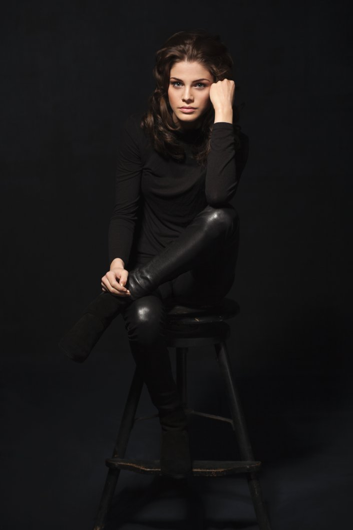 Fashion, Frau, Lisa Tomaschewsky, P.AGE, Portrait, Schauspieler, Studio