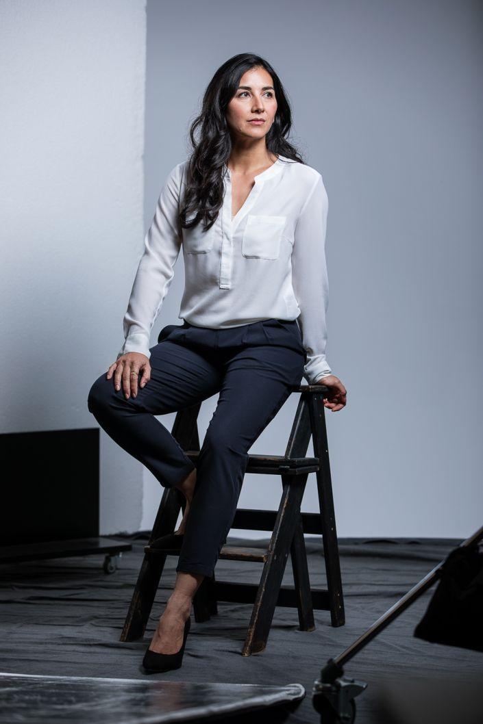 Frau, Portrait, Schauspieler, Vanida Karun