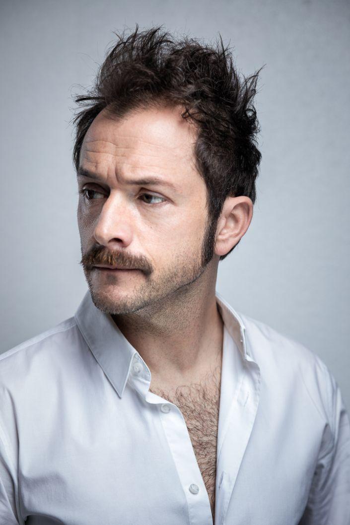 Joris Gratwohl, Mann, Portrait, Schauspieler